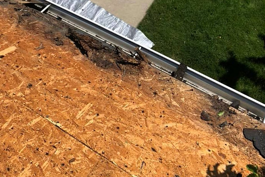 Tear Off Roofing