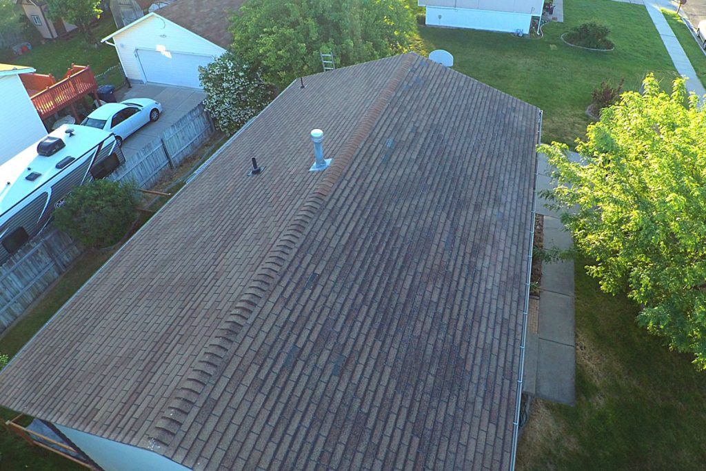 New Roof Drone